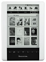 Pandigital release their Second Novel eReader